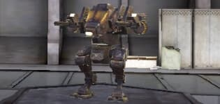 Real Robots War Steel 3D