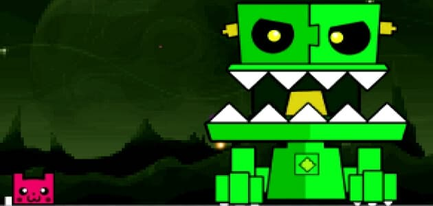 Geometry Dash bit by bit