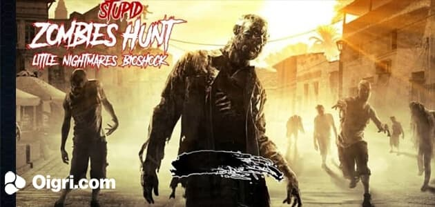Stupid zombies hunt