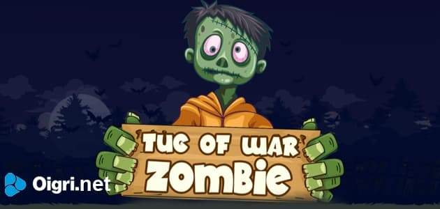 Tug of war :Zombie